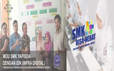 SMK YAPISDA, Kini Hadir Pembayaran Online